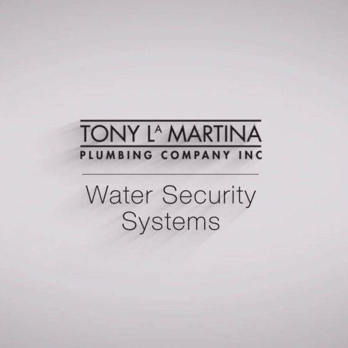 Tony LAMArtina Plumbing - Water Security Systems